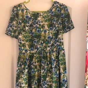 Gorgeous ModCloth dress, new with tags